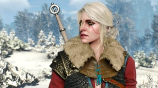 Witcher 3 Wild Hunt Dziki gon, Ciri becomes Empress Ending Zakończenie Ciri zostaje cesarzową (5)