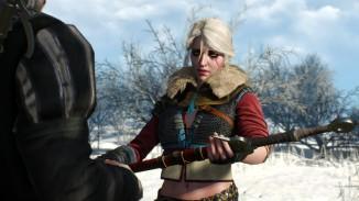 Witcher 3 Wild Hunt Dziki gon, Ciri becomes Empress Ending Zakończenie Ciri zostaje cesarzową (7)